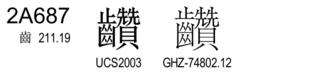 U+2A687
