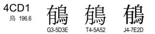 U+4CD1
